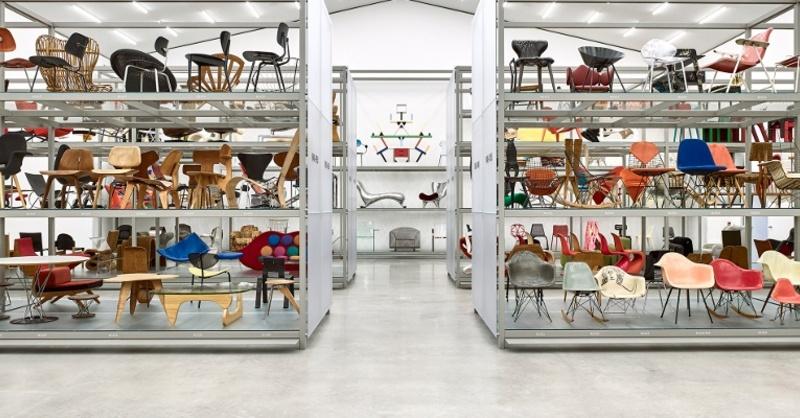 Ausstellungsansicht der Haupthalle, © Mark Niedermann - Vitra Design Museum