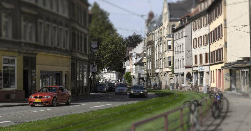 Belästigung, Schwarzwaldstraße, Freiburg, © © Jörgens.mi/, via Wikimedia Commons