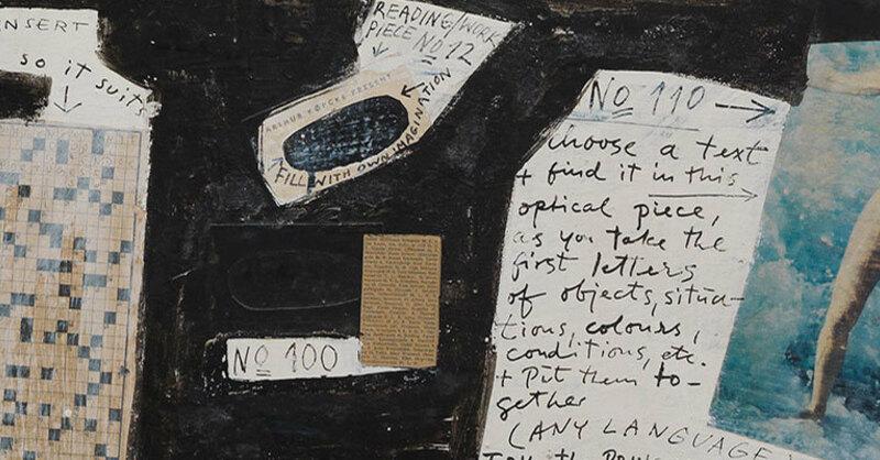 Arthur Kopcke, Neues Museum, Kreuzworträtsel, , © Neues Museum (Anette Kradisch)