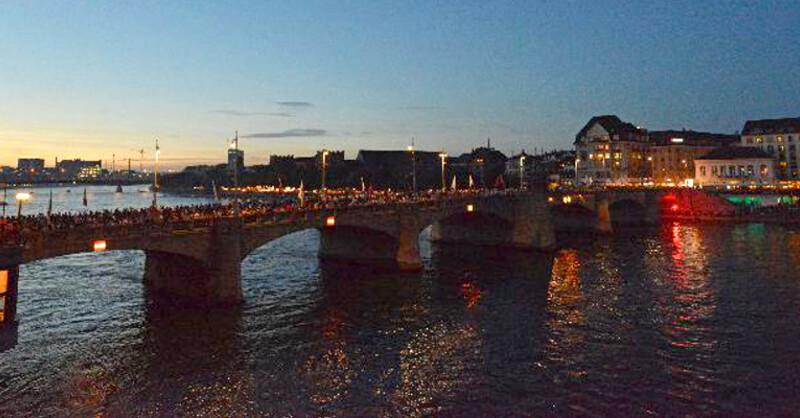 Bundesfeier, Basel, Schweiz, Nationalfeiertag, © Juri Weiss - Staatskanzlei Basel-Stadt