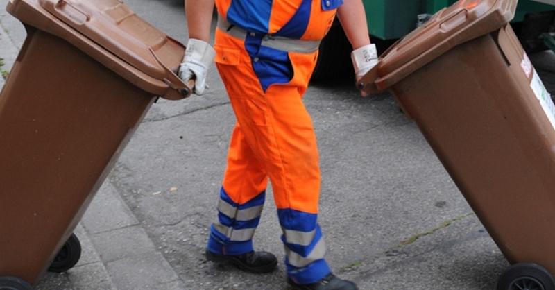 Abfall, Müllabfuhr, ASF, © Patrick Seeger - dpa