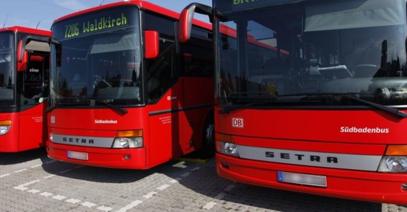 Südbadenbus, Deutsche Bahn, Waldkirch, © Clemens Emmler - Deutsche Bahn AG