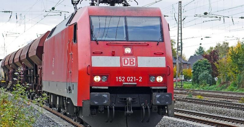 Deutsche Bahn, Güterzug, Bahn, © Pixabay