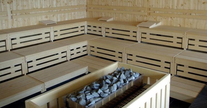 Sauna, Entspannung, Ofen, © Pixabay