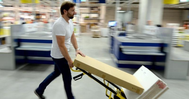 Ikea, Möbelhaus, Einkauf, © Daniel Reinhardt - dpa