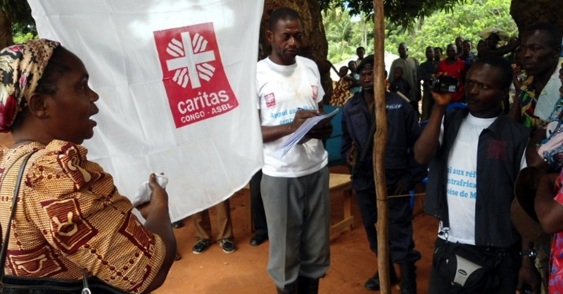 Kongo, Caritas International, © Caritas International