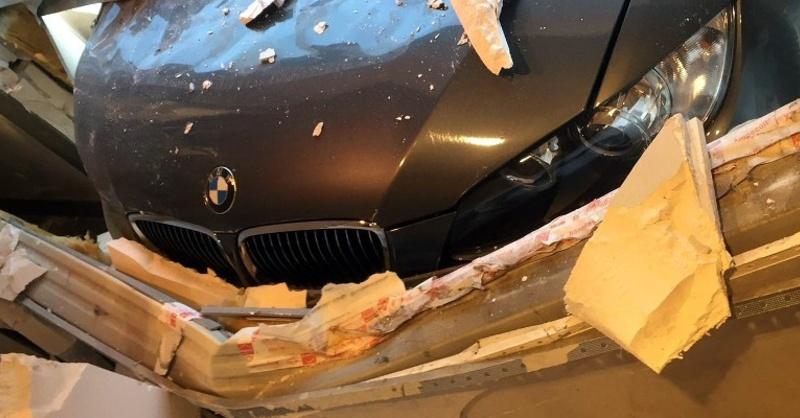 Muttenz, Auto, Unfall, © Kantonspolizei Basel-Landschaft