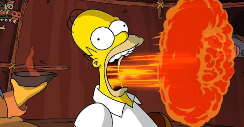 Die Simpsons, Homer Simpson, © dpa