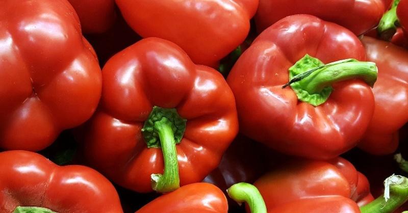 Paprika, Gemüse, © Pixabay