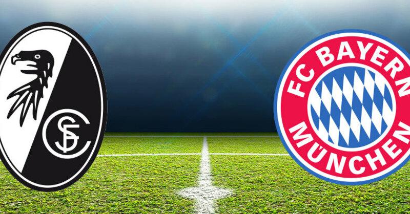 Sc Freiburg Gegen Bayern