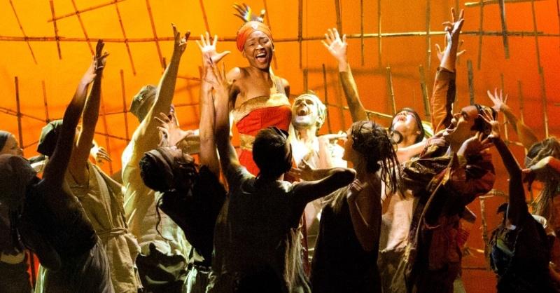 Isata Kamara, Aida, Musical, © Hochrhein-Musicals
