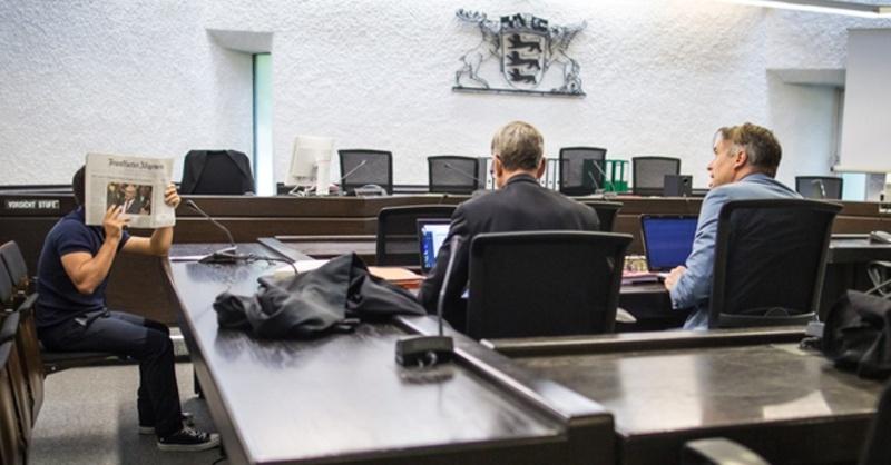 Oberlandesgericht, Stuttgart, IS-Rückkehrer, © Christoph Schmidt - dpa