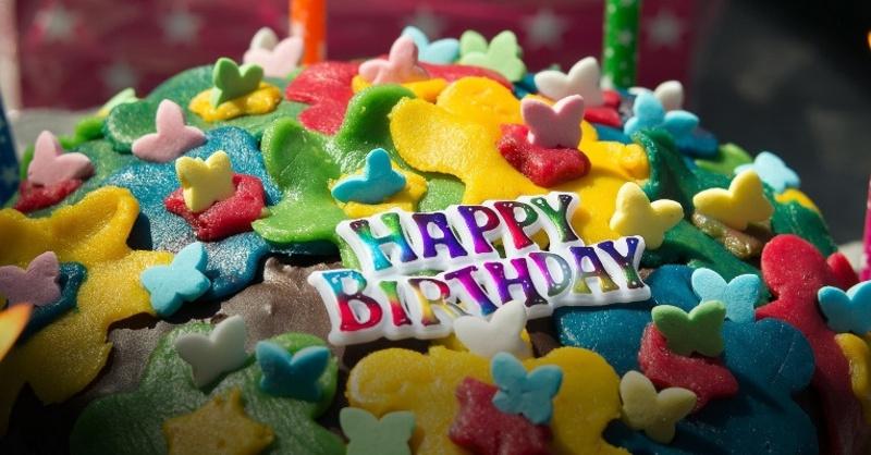 Geburtstag, Kuchen, Torte, © Pixabay