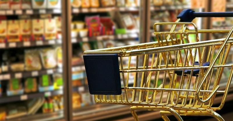 Supermarkt, Einkaufen, Discounter, © Pixabay