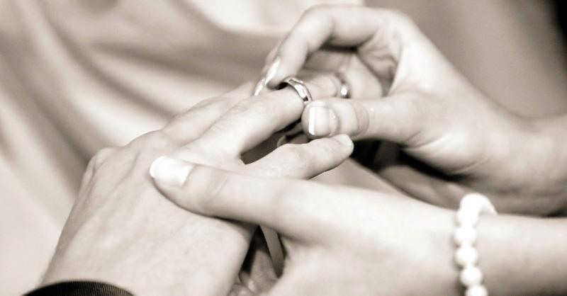 Hochzeit, Heirat, Eheringe, © Pixabay