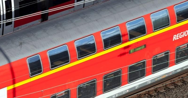 Deutsche Bahn, Rheintalbahn, Regionalzug, © Axel Hartmann - Deutsche Bahn AG