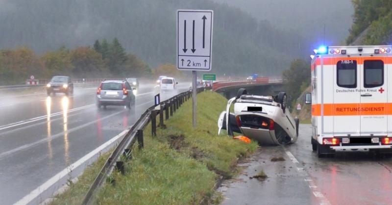 Schneeglätte, Unfall, © Polizeipräsidium Freiburg