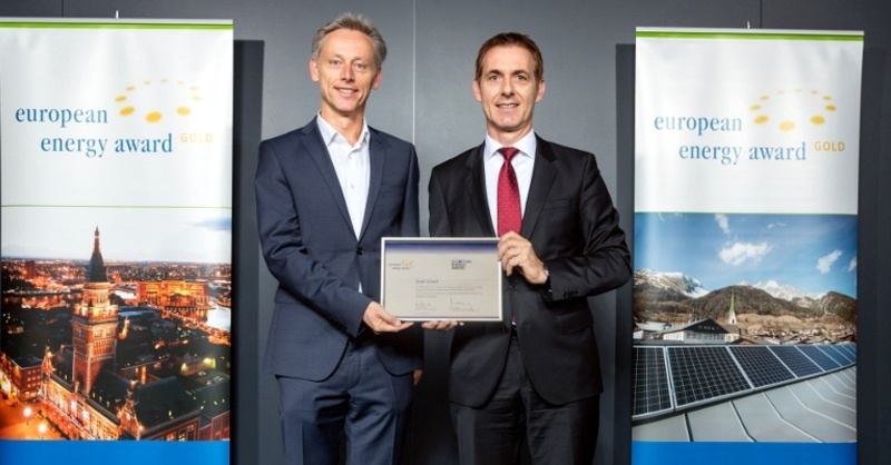European Energy Award, Lörrach, Gold, © Forum European Energy Award e.V.