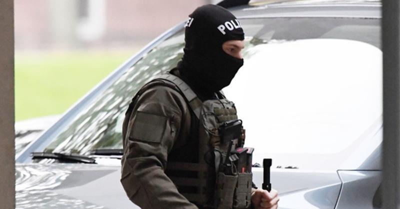 SEK, Polizei, Sondereinsatzkommando, © Uli Deck - dpa