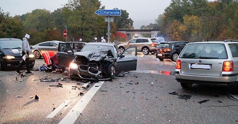 Unfall. Weil am Rhein, © Polizei
