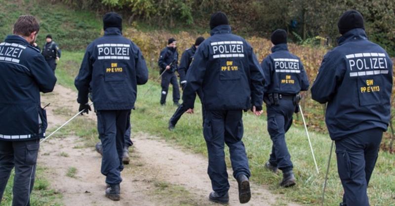 Endingen, Polizei, Vermisstensuche, © Patrick Seeger - dpa