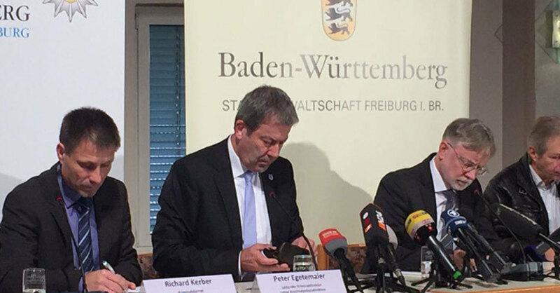 Endingen, Joggerin, Pressekonferenz, Vermisste, Tote, , © baden.fm