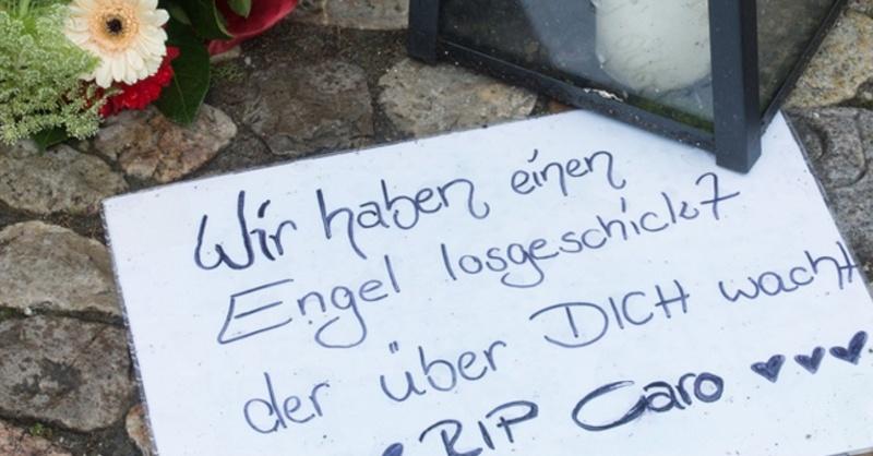 Trauer, Abschied, Endingen, © Patrick Seeger - dpa