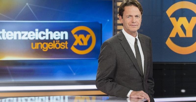 Rudi Cerne, Aktenzeichen XY ungelöst, © Thomas R. Schumann - ZDF