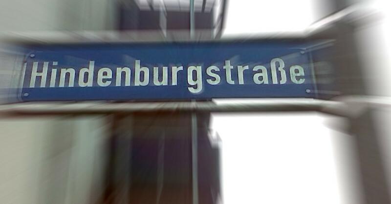 Hindenburgstraße, Freiburg, Straßenname, © baden.fm