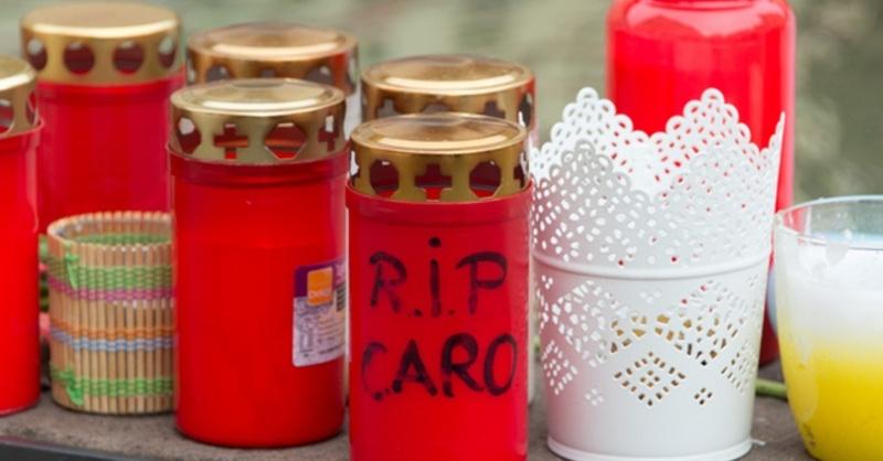 Trauer, Carolin, Endingen, Joggerin, Mord, © Patrick Seeger - dpa