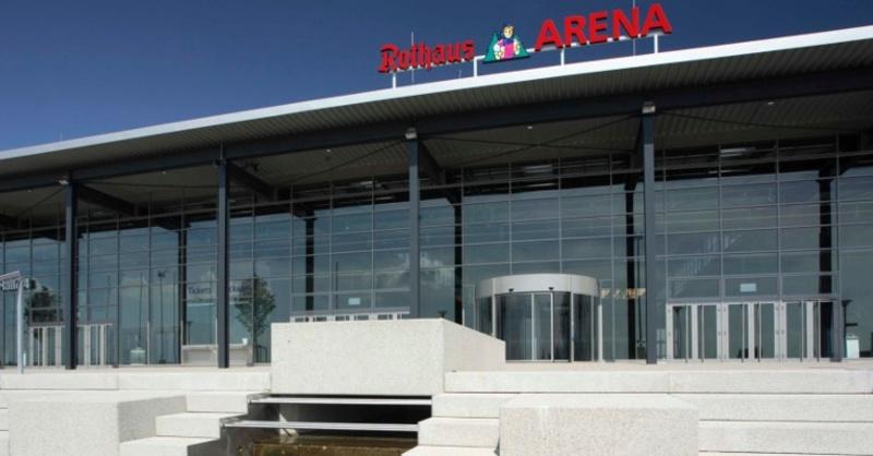 Rothaus Arena, Messe Freiburg, © FWTM