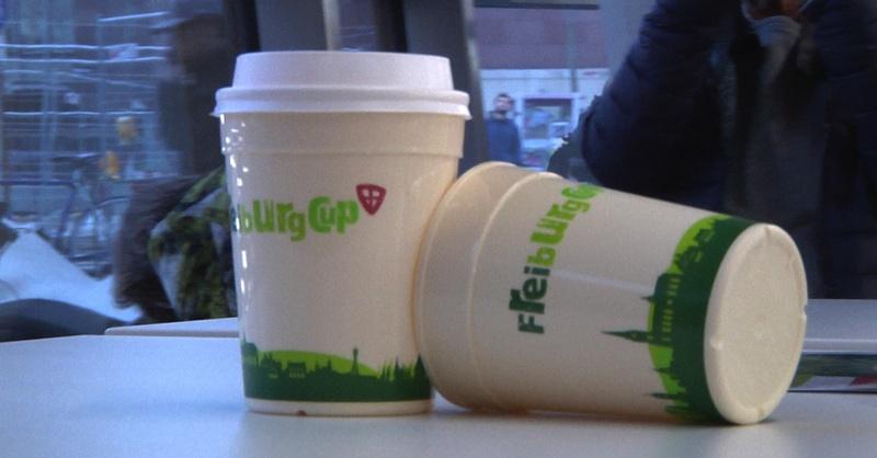 Kaffeebecher, Freiburg, Mehrweg, © baden.fm