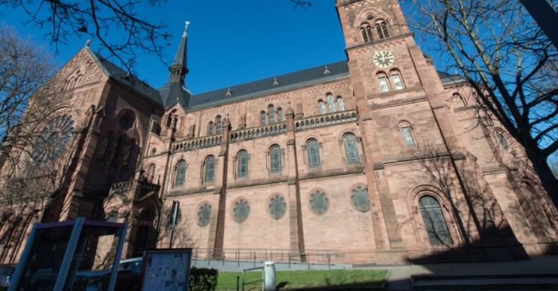 Freiburg, Johanneskirche, © Patrick Seeger - dpa