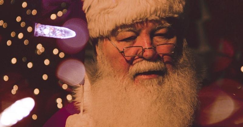 Weihnachtsmann, Nikolaus, © Pixabay