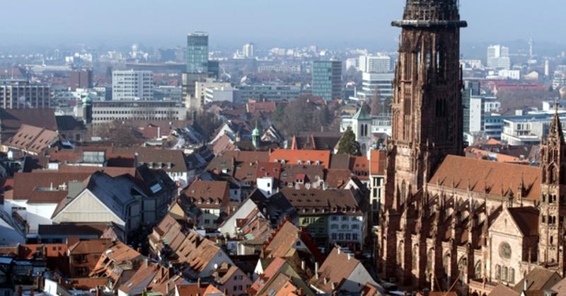 Freiburg, Münster, Innenstadt, © Patrick Seeger - dpa