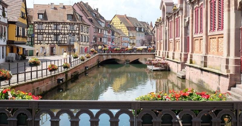 Colmar, Elsaß, © Pixabay
