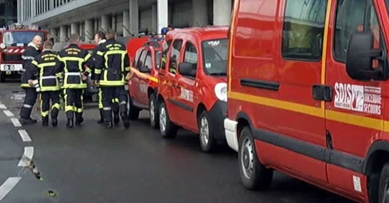 Feuerwehr, EuroAirport, Absturz, © baden.fm
