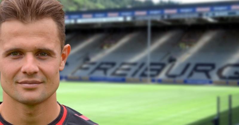 Amir Abrashi, SC Freiburg, © SC Freiburg / baden.fm