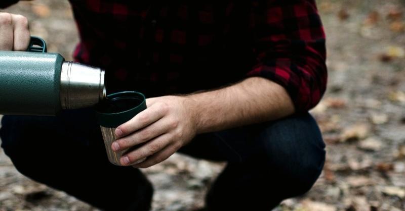 Thermoskanne, Tee, Kaffee, © Pixabay