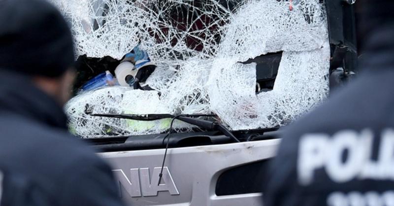 Polizei, Anschlag, Berlin, Lastwagen, © Britta Pedersen - dpa