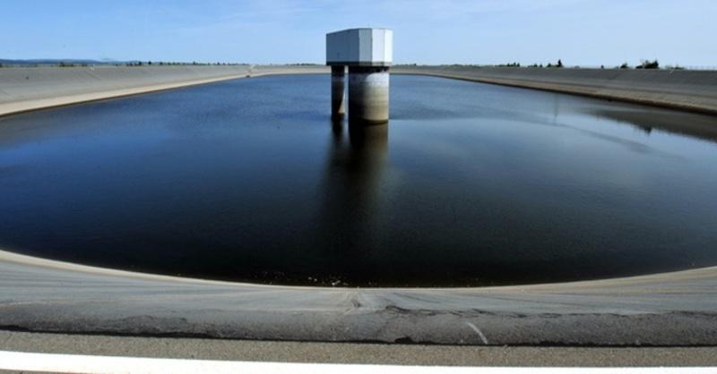 Hornbergbecken, Herrischried, Pumpspeicherkraftwerk, © Rolf Haid - dpa