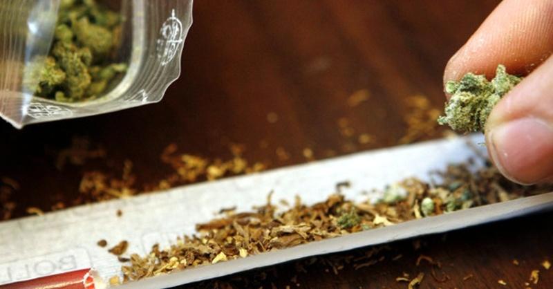 Marihuana, Drogen, Cannabis, © Daniel Karmann - dpa