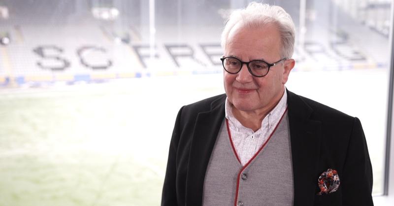 Fritz Keller, SC Freiburg, Präsident, © baden.fm