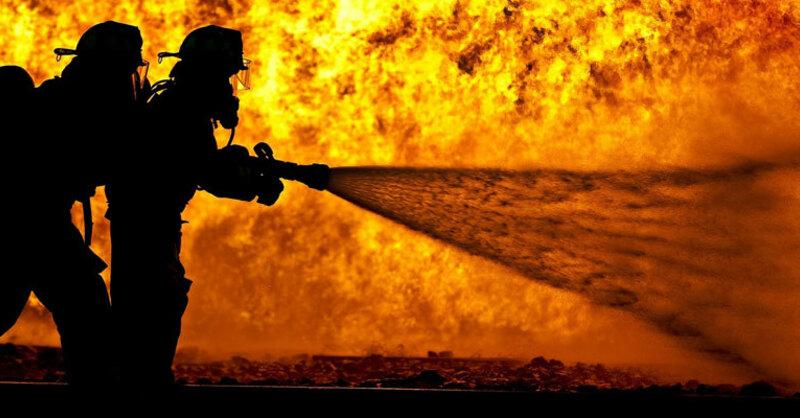 Brand in Sozialbau fordert fünf Tote