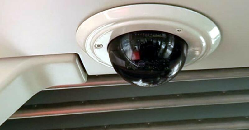 Überwachungskamera, VAG, Straßenbahn, © baden.fm