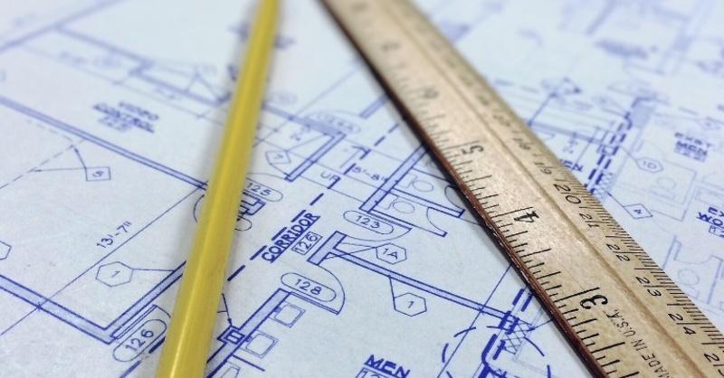 Architekt, Bauplan, © Pixabay