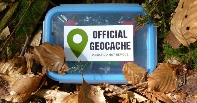 Geocache, Geocaching, Schnitzeljagd, © Pixabay