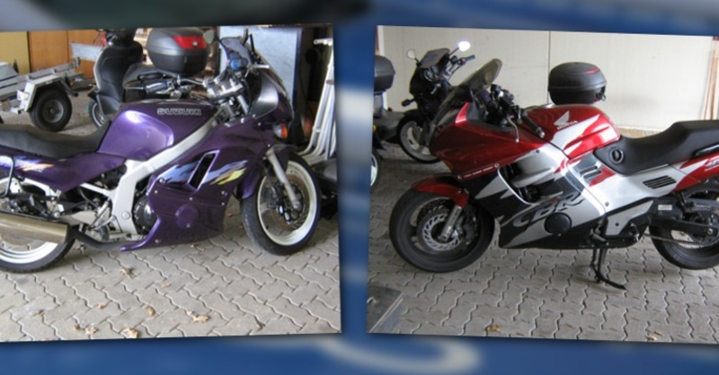 Motorrad, Fahndung, © Polizeipräsidium Offenburg