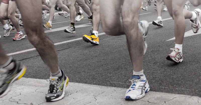 Sport, Marathon, Läufer, Lauf, © Pixabay (Symbolbild)