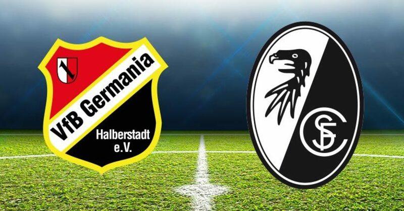 VfB Germania Halberstadt, SC Freiburg